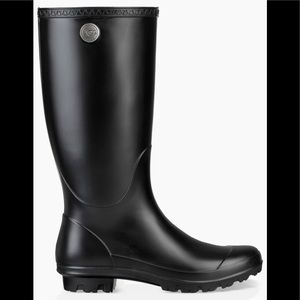 Ugg Matte Rainboot Black